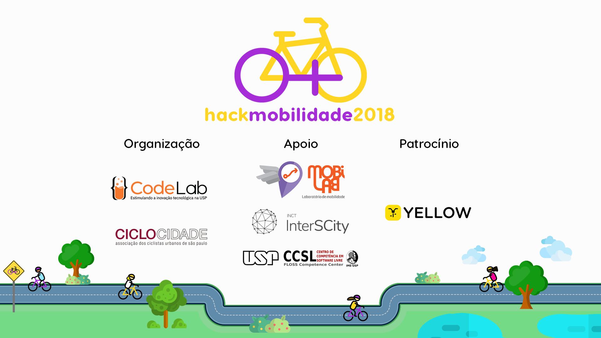 HackMobilidade 2018